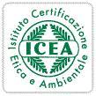 ICEA認証マークの画像