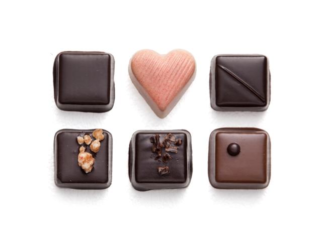 2017ホワイトデー チョコレート(6個入)