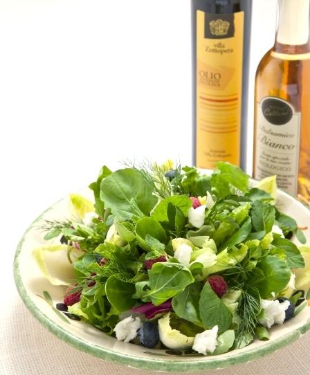 バルサミコ酢サラダ