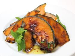 南瓜マリネの料理写真