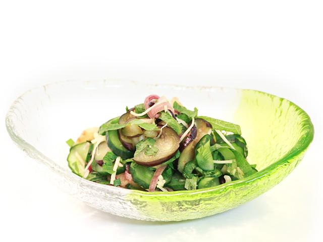 夏野菜のさっぱり漬け