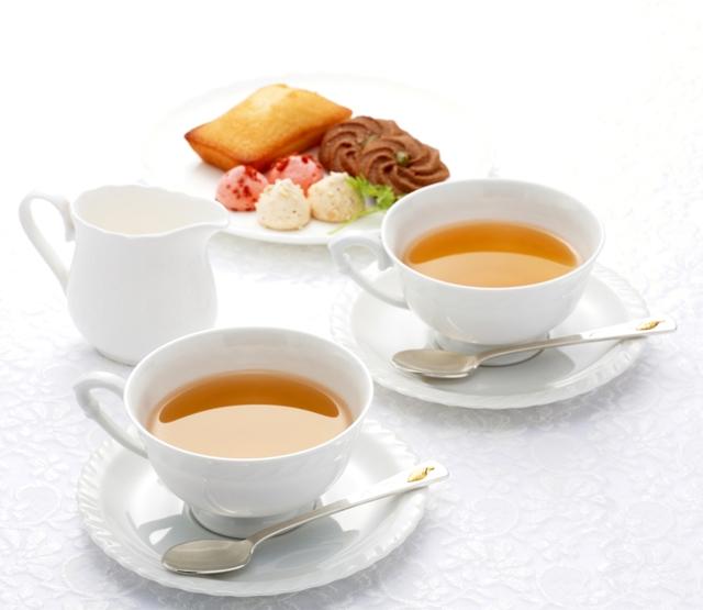 オーガニック紅茶